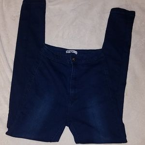 Fashion Nova highwaisted jeans
